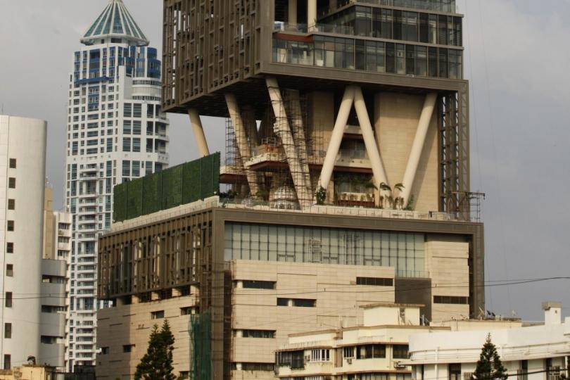 Wfp Blog Antilla A 1bn Towering Home In Mumbai