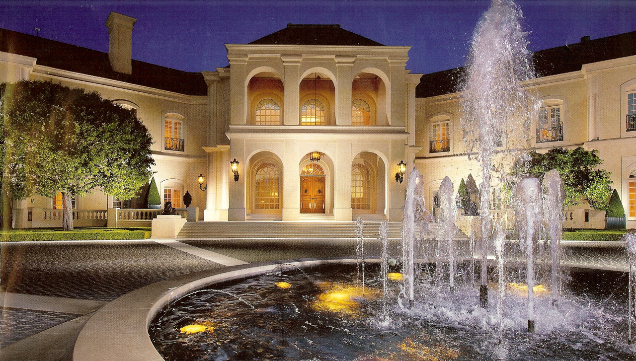 Wfp blog l a 39 s greatest party house spelling manor for Manors for sale in usa
