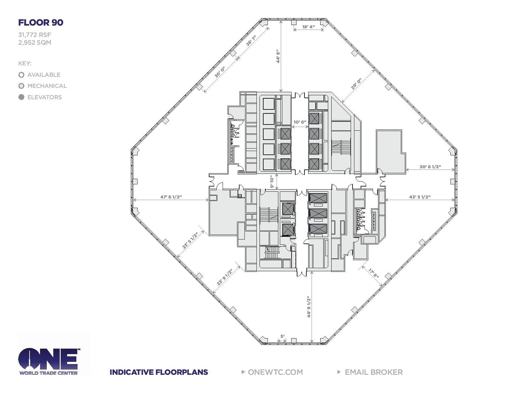 one world trade center freedom tower floor plans new one world trade center freedom tower floor plans new