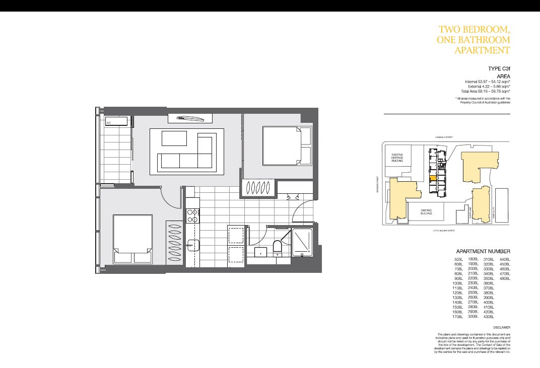 639 lonsdale street floor plans melbourne australia for Apartment plans melbourne