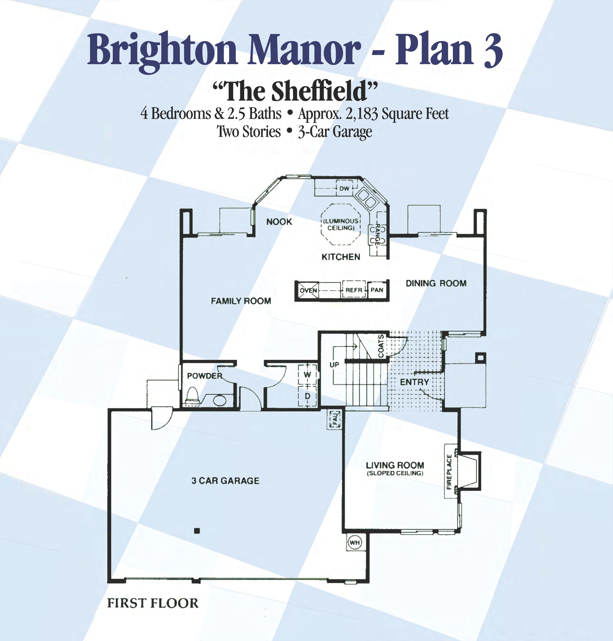 Brighton Floor Plans Brighton Floor Plans Brighton Homes