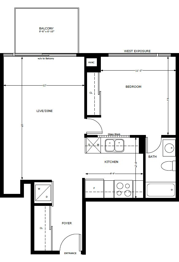 Floor plans toronto 333 adelaide street east floor plans for 16 yonge floor plans