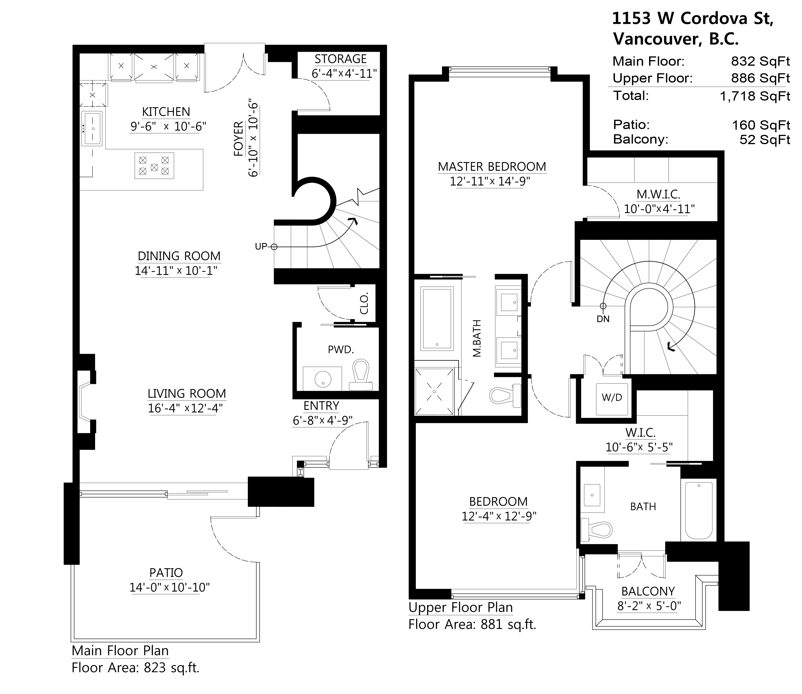 Floor Plans Vancouver House Vancouver Specials Faq Your