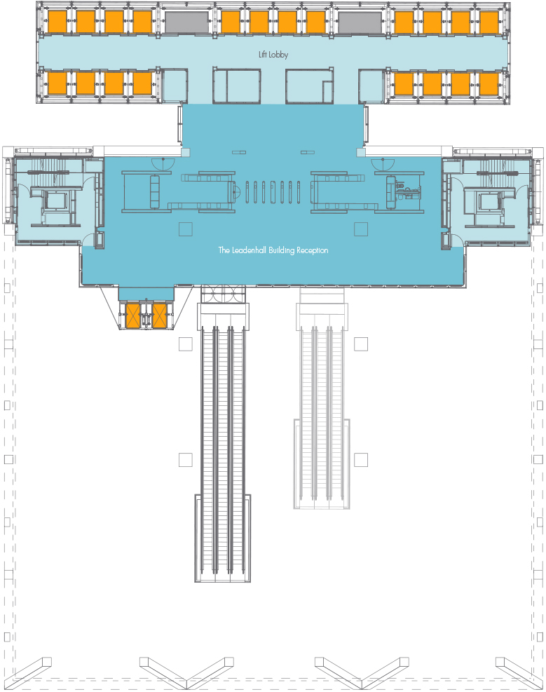 The Leadenhall Building Floor Plans City Of London