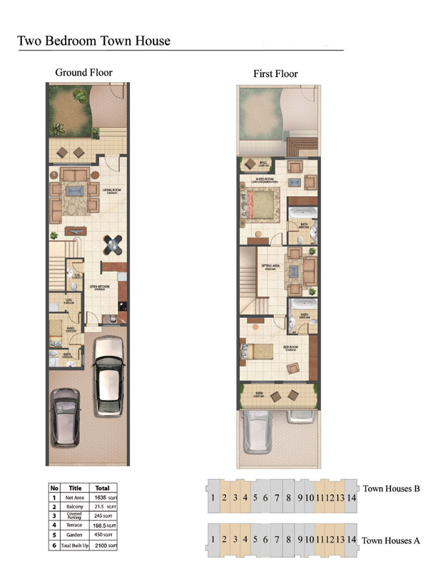 Diamond views floor plans jumeirah village circle for Floor plans jumeirah heights