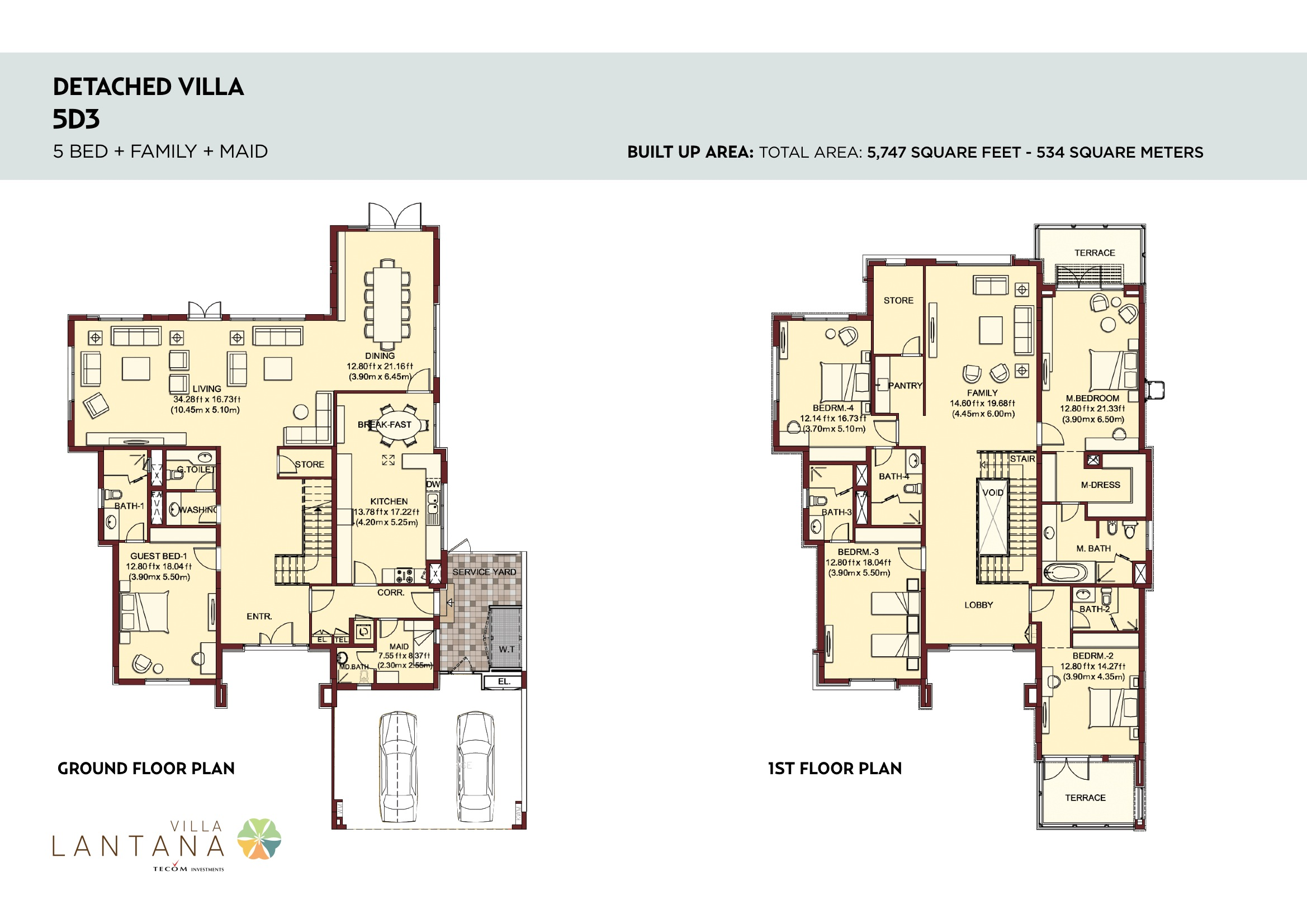 Villa Floor Plan Villa Floor Plans Villa Floor Plans And