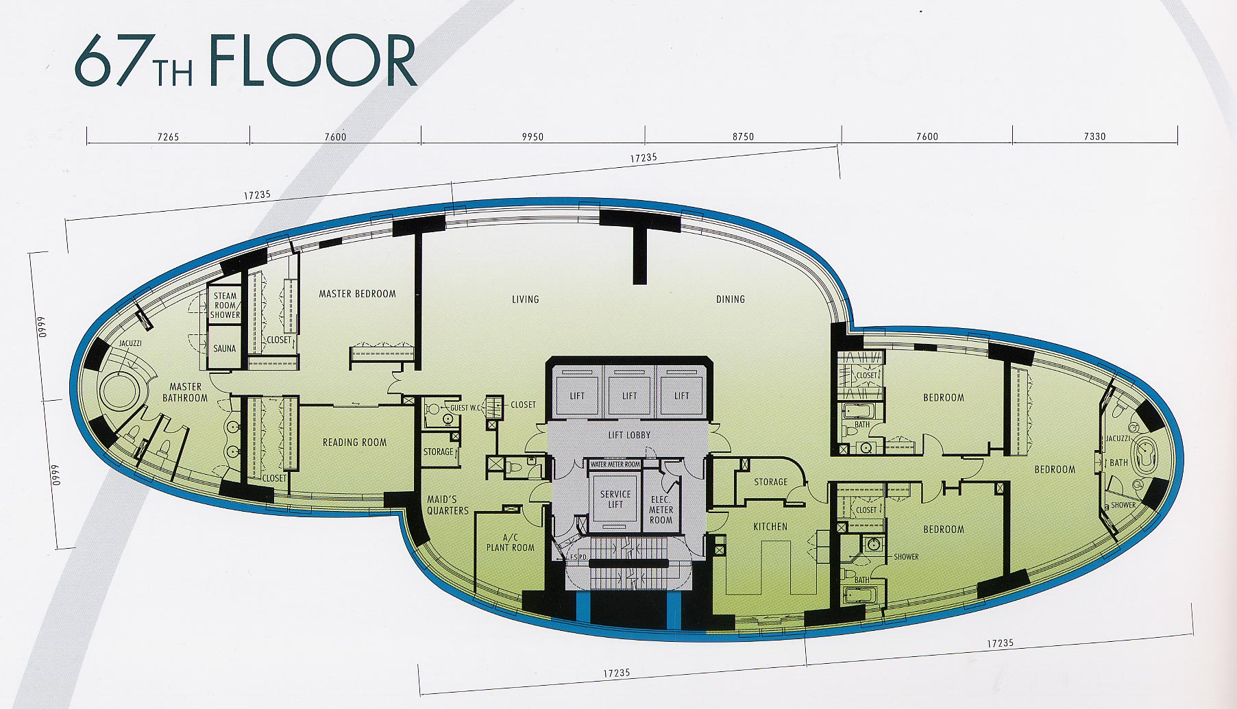 Hong Kong Apartment Floor Plan Highcliffe Floor Plans Hong Kong