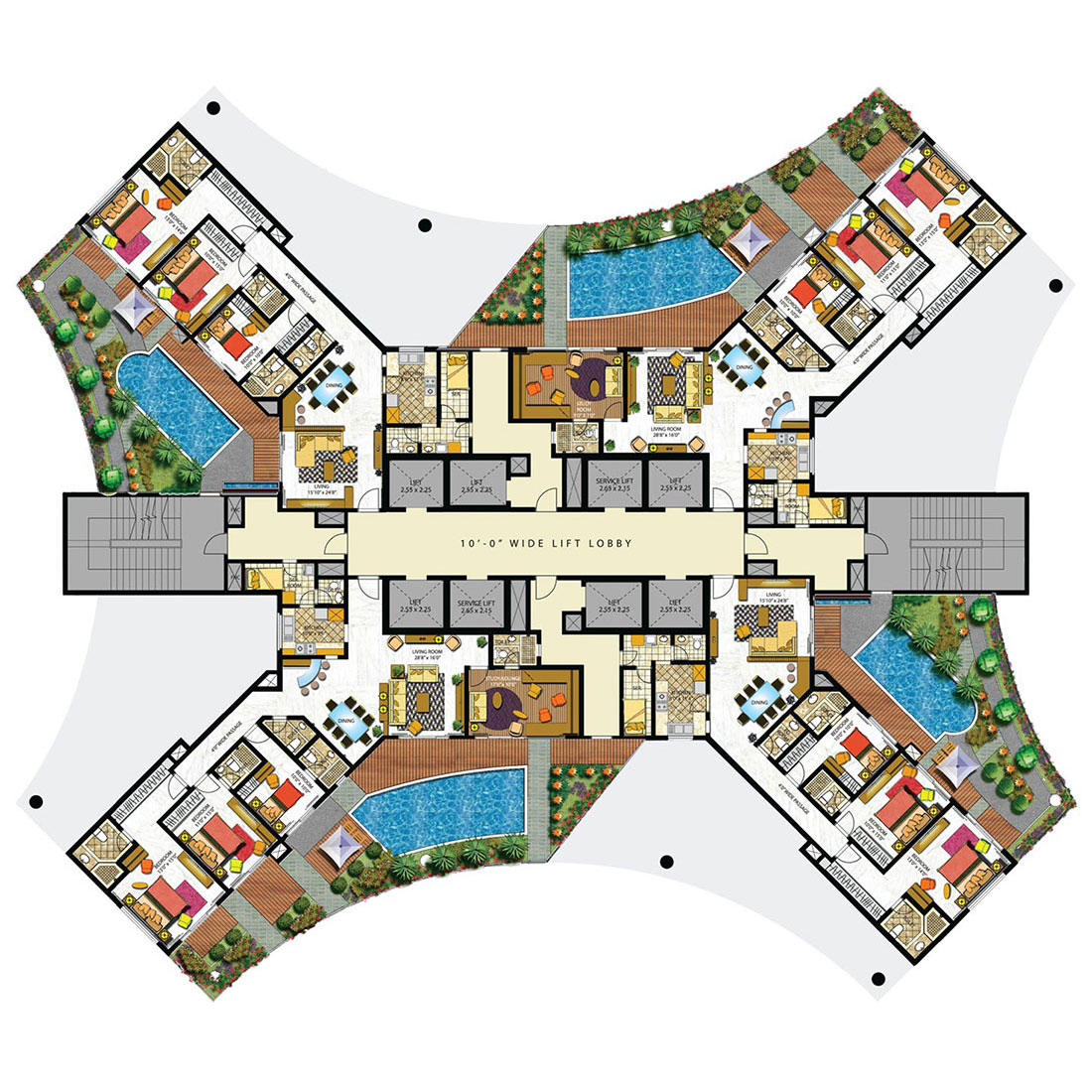 94 modern hotel floor plans pdf winning floor plans for for Small hotel plans and designs