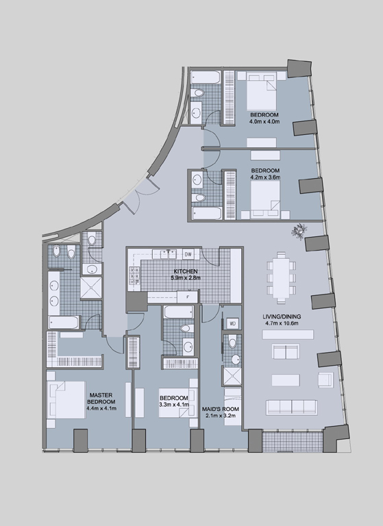 tower a first floor plan pictures to pin on pinterest