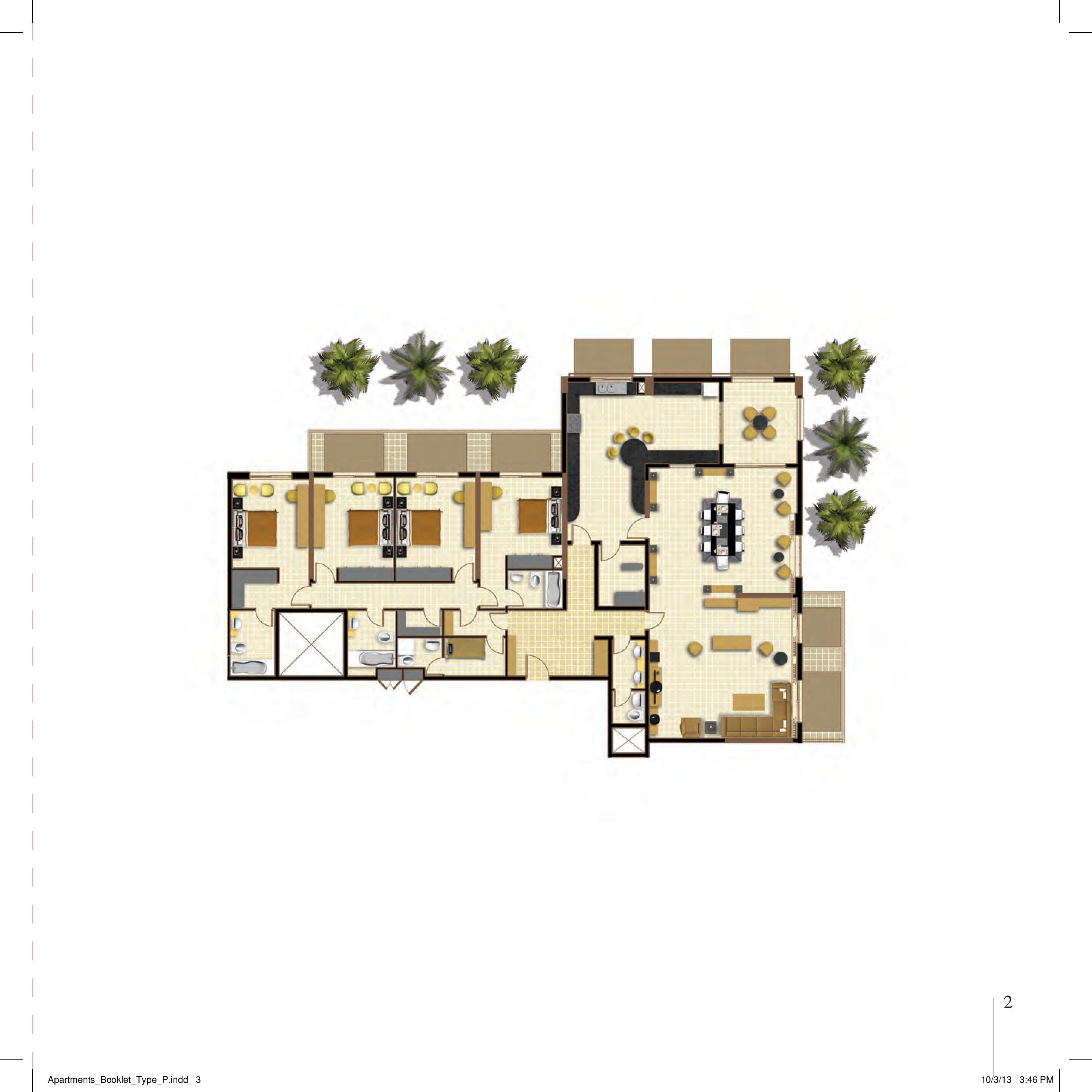 Floor Plans Penthouse Modern Home Design And Decorating Ideas