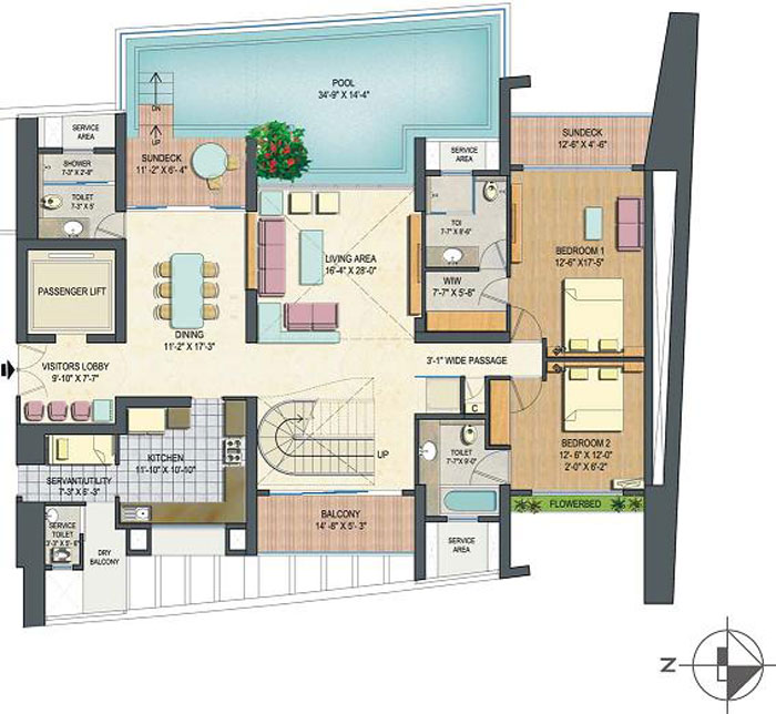 Lodha bellissimo floor plans mumbai india 5 bhk duplex floor plan