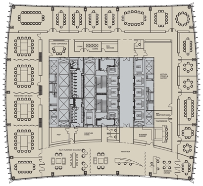 Walkie Talkie Building Floor Plans 20 Fenchurch Street