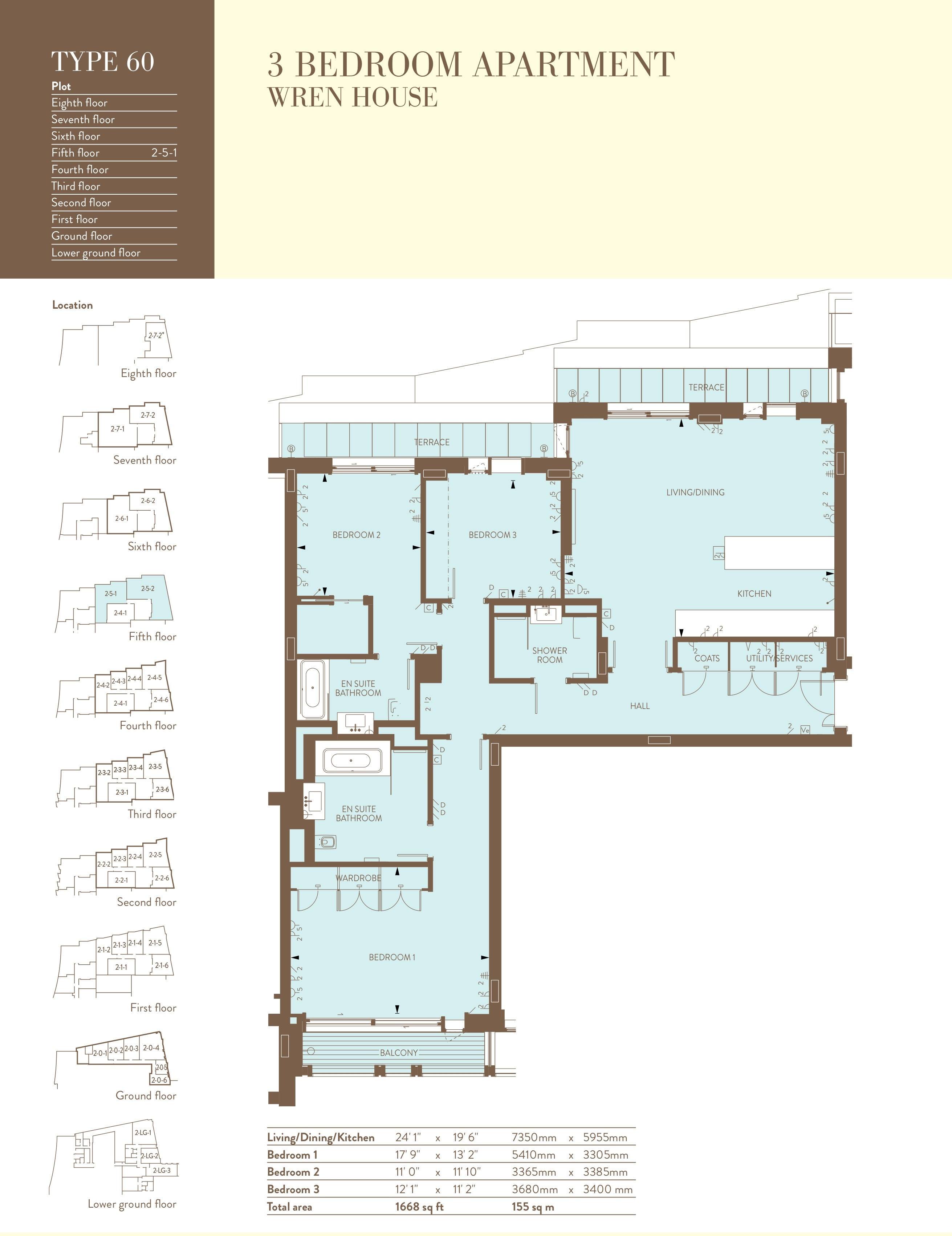 Wren House Floor Plans 190 Strand London