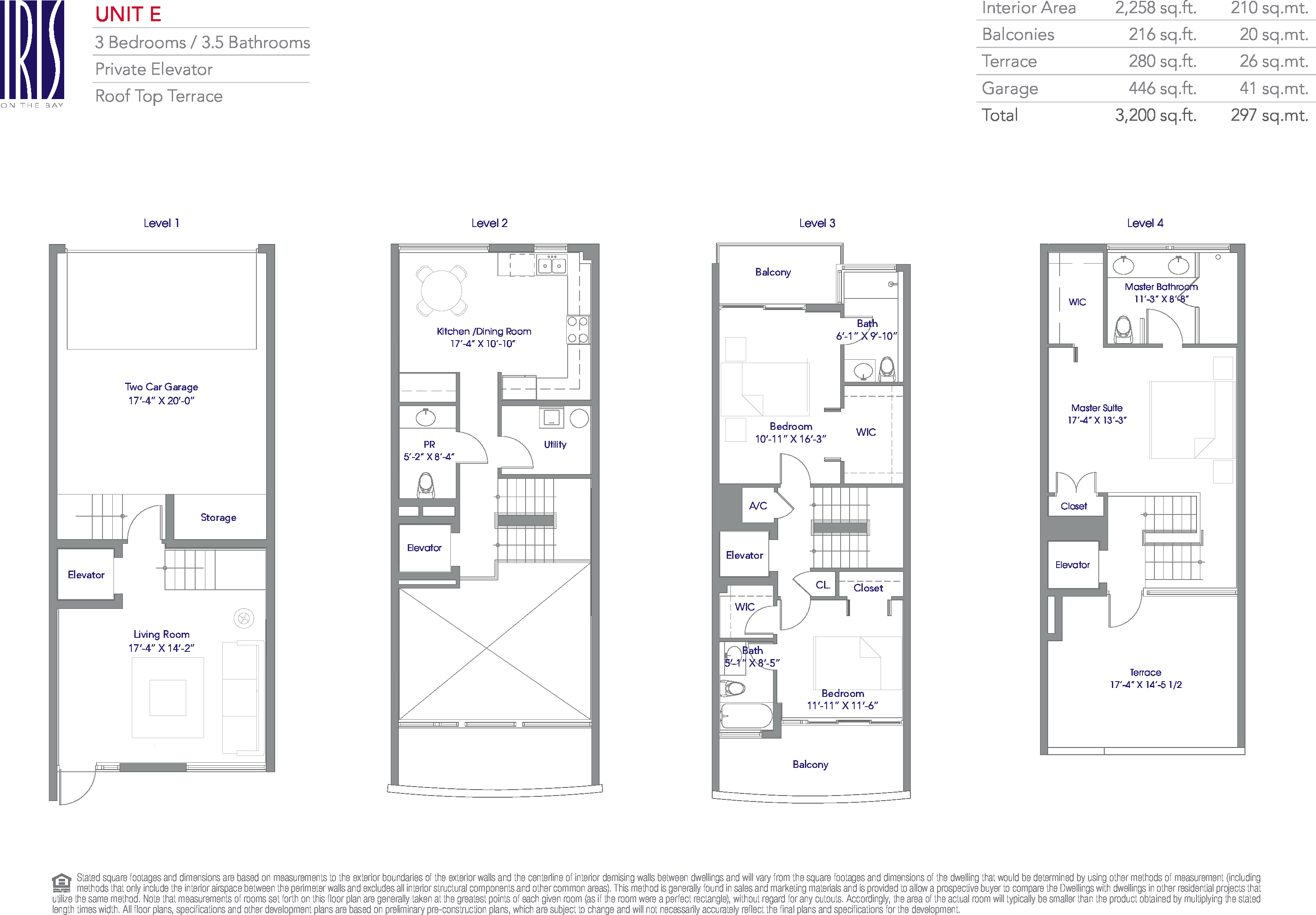 On the bay floor plans 28 images on the bay new miami for Floor plans quantum bay