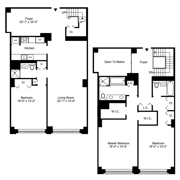 Grand tier residences floor plans new york ny for Gt issa floor plans