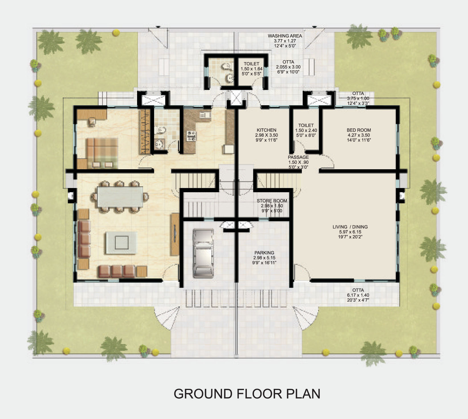 Viva pune floor plans pune india Home building plans