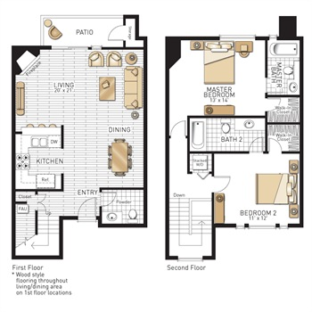 The Village At Mission Valley Floor Plans San Diego