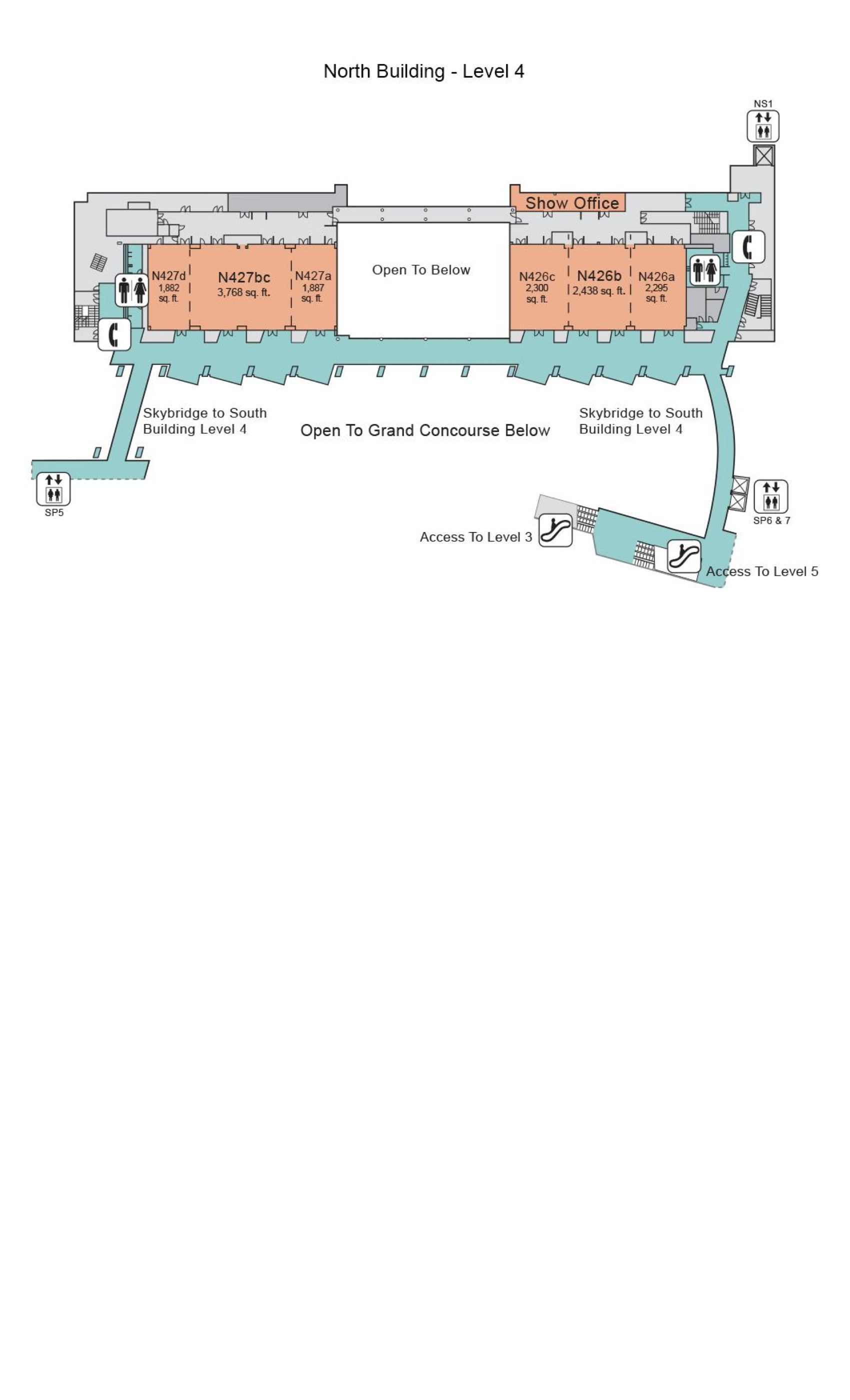 Mccormick place floor plans chicago for 15 dunham place floor plans