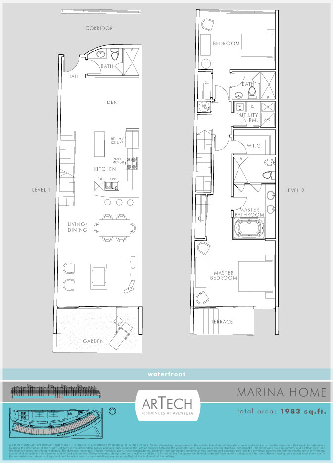 artech residence floorplans miami florida us ForArtech Custom Home Designs