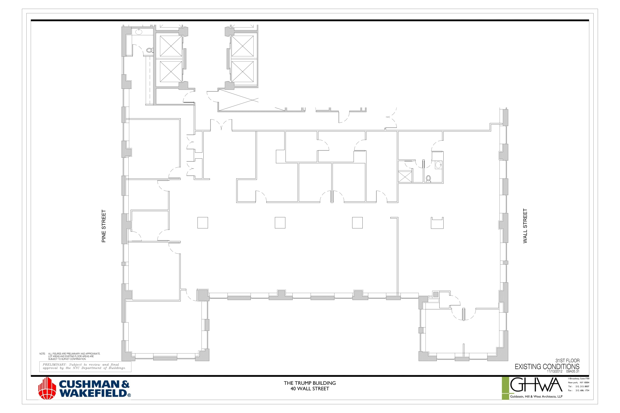 40 wall street trump tower floorplans new york city living like the trumps downtown chicago real estate