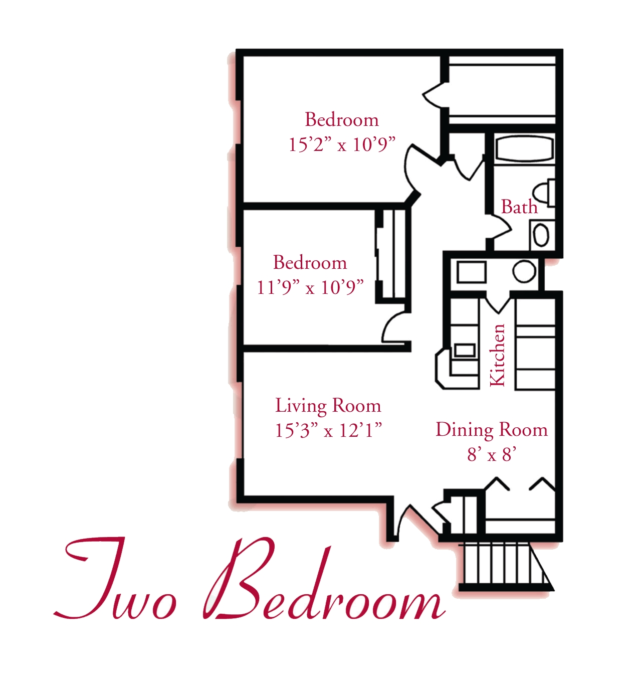 Bedroom Apartments Worthington Ohio