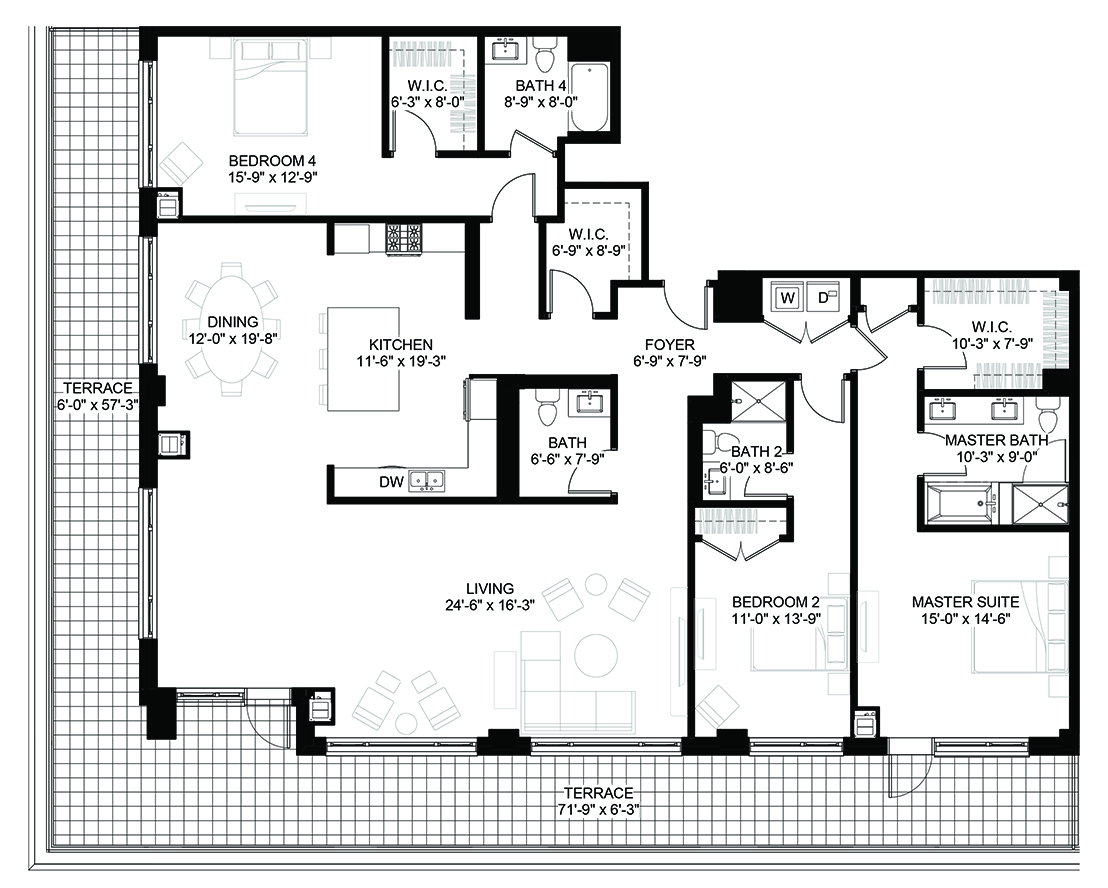 Webster Square Floor Plans West Webster Avenue Chicago