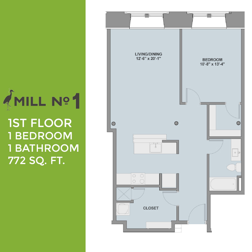 Mill No 1 Floor Plans 3000 Falls Road Baltimore Maryland