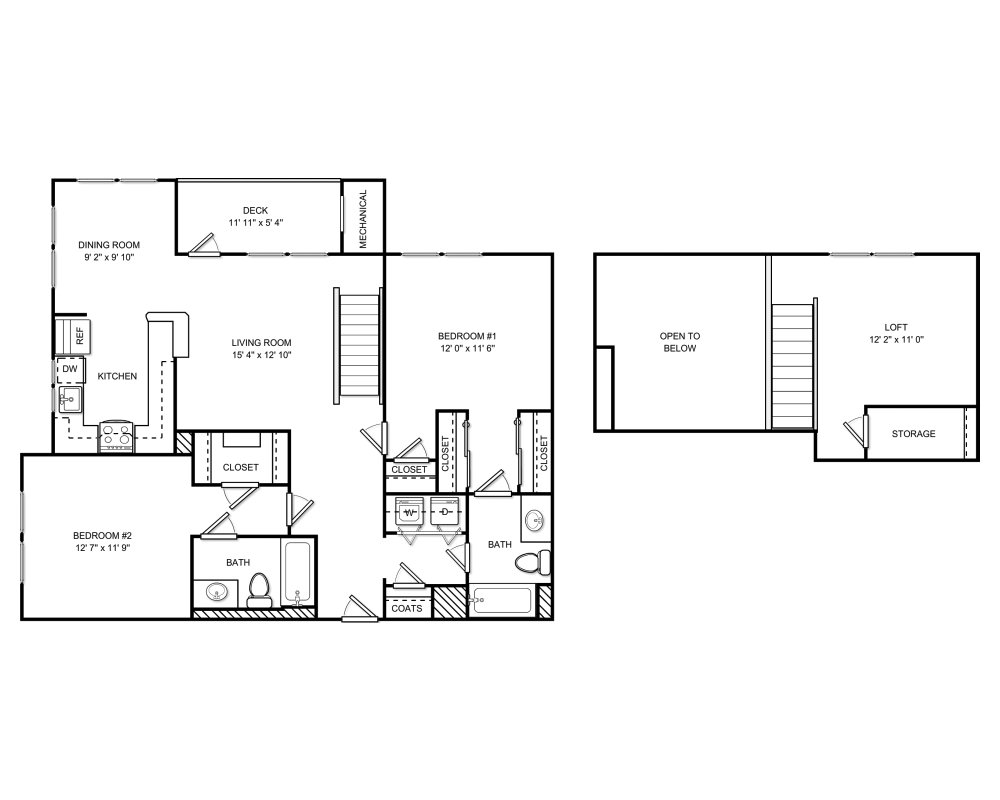 14 north floor plans 1000 crane brook way peabody for 1000 venetian way floor plans