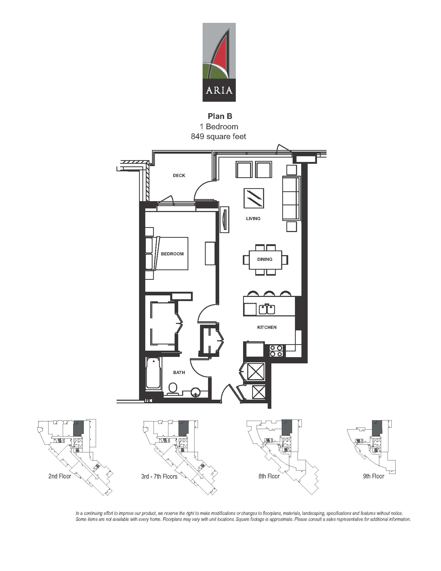 Aria condo floor plans san diego ca - One bedroom condos for sale in san diego ...