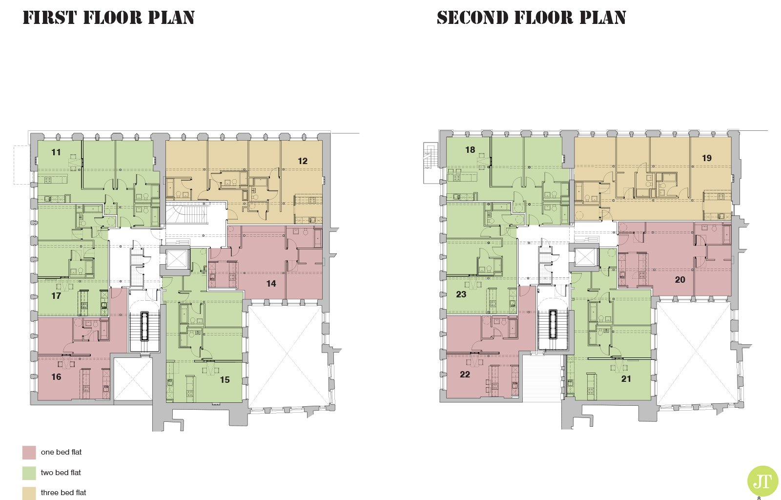 Finlays Warehouse Floor Plans - Dale Street, Manchester