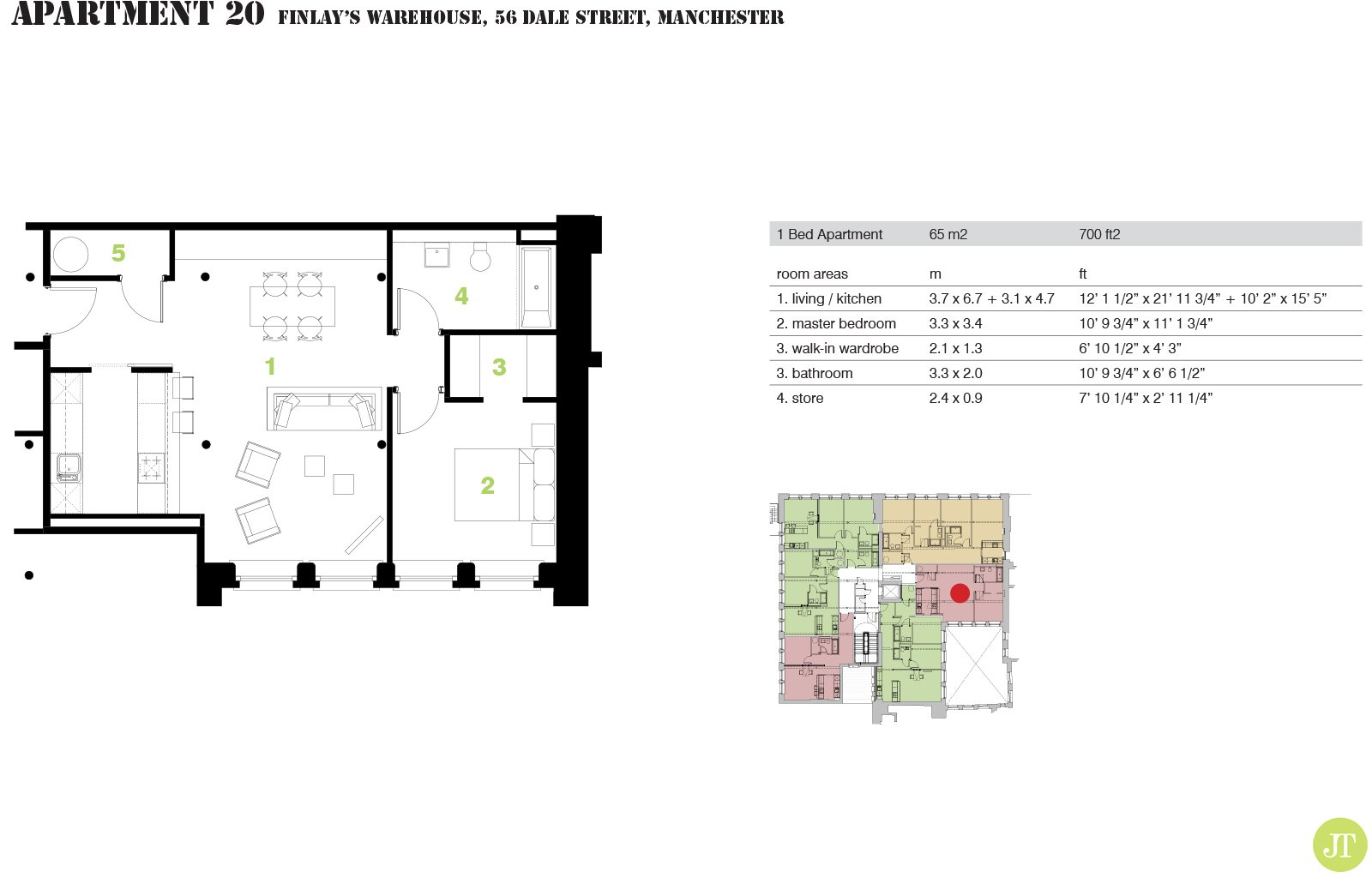 Finlays Warehouse Floor Plans Dale Street Manchester