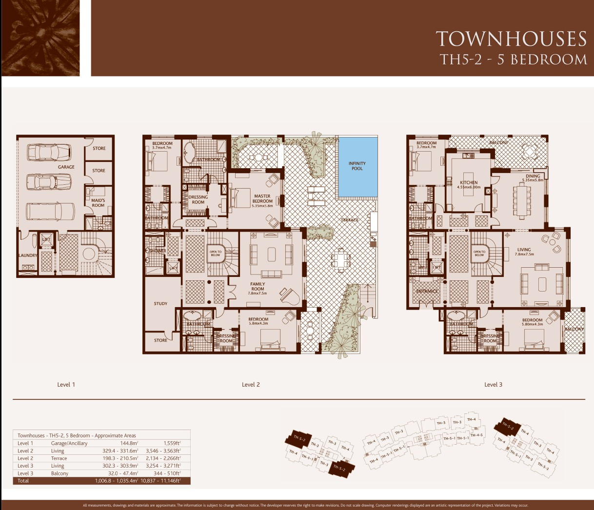 5 bedroom townhouse floor plans home design inspiration for Townhouse plans
