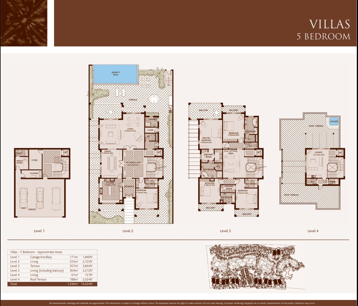 Plan Villa Dubai Joy Studio Design Gallery Best Design